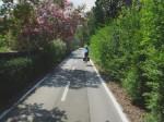 Day 1: Bikeway direction Trento