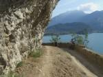 Day 5: Gravel track down to Lago di Garda