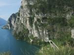 Day 5: lago di Garda: View down