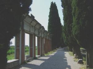 Aquileia old harbour