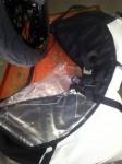 Giant Loop Coyote Bag mit Louis Hitzeschutzfolie