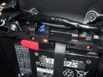 Batterie und Stromdieb für geschaltete Bordspannung (Klemme 15)