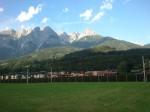 Tag 6: das Tennengebirge als Ziel der Tour unmittelbar vor mir