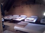 Cason di Lanza: das Lager