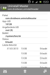 Root auf Xperia Active Android 4.0.4 .587
