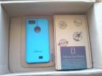 Das Fairphone Case in blau