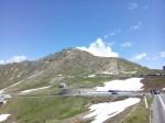 Glocknerstraße: Blick auf Edelweißspitze