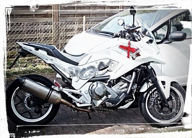 Honda NC700X DCT