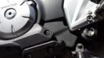 Fahrsicherheitstraining - NC700X aufgesetzt