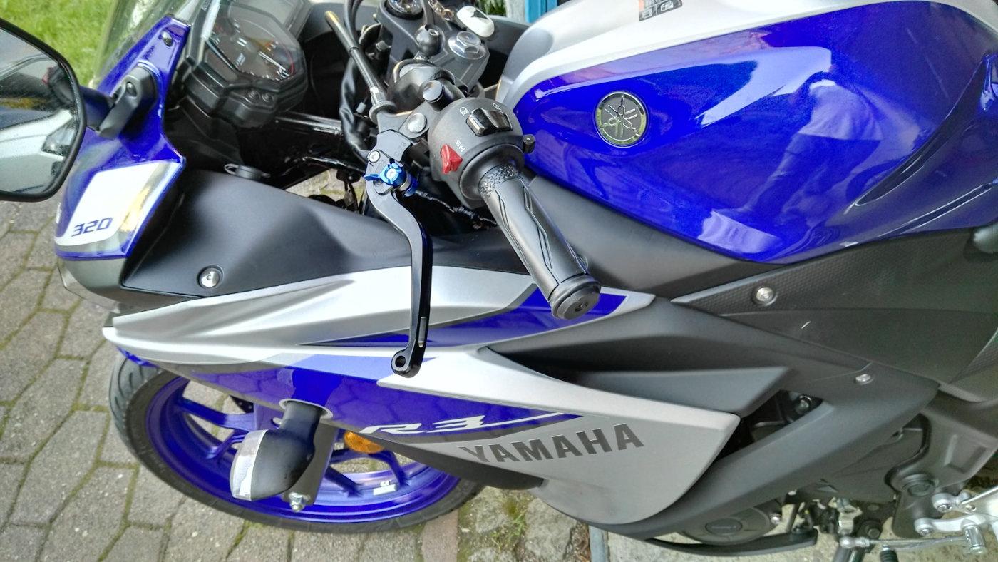 Puig Kupplungshebel für Yamaha YZF-R3