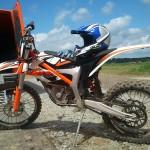KTM Freeride E Elektromotorrad